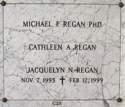 Jacquelyn N Regan