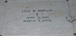 Lyle W Silver Berton