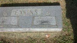 Carl E Eakins