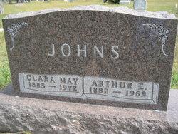 Clara May <i>Cunningham</i> Johns