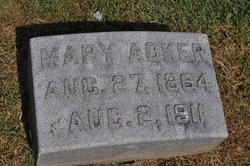 Mary Acker