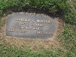 Harold Gene Trigger Booth