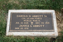 Darold Dean Abbott, Sr