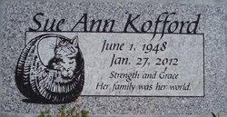 Sue Ann Kofford