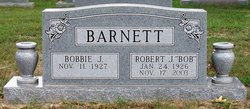 Robert Joe Barnett, Sr