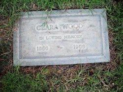 Clara Louise <i>Roush</i> Wood