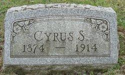 Cyrus S Anderson