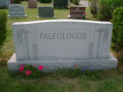 Eleni <i>Samparis</i> Paleologos