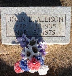John Lawrence Allison
