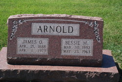 James Orval Arnold
