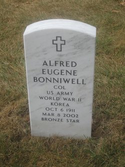 Alfred Eugene Bonniwell