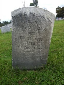 Ruth E. MacIlvaine