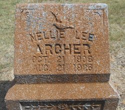 Nellie Lee Archer