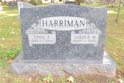 Luella <i>Little</i> Harriman