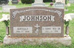 Marcella Francis <i>Terhune</i> Johnson
