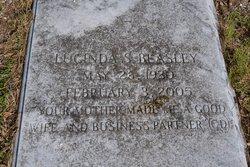 Lucinda Daisy Elizabeth <i>Sherman</i> Beasley