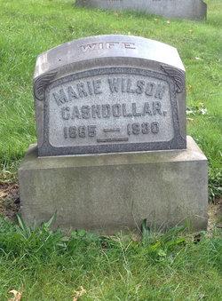 Marie <i>Wilson</i> Cashdollar
