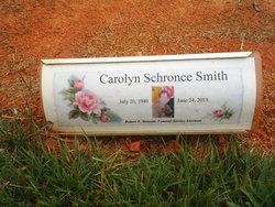 Carolyn <i>Schronce</i> Smith