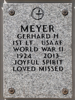 Gerhard Herman Meyer