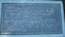 Spec Michael Lynn Alford