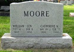 Catherine M. Moore