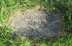 Nancy <i>Cates</i> Barker