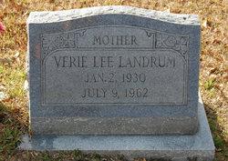 Verie Lee Landrum