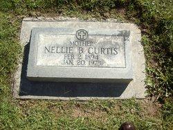 Nellie Bird <i>Mullikin</i> Curtis