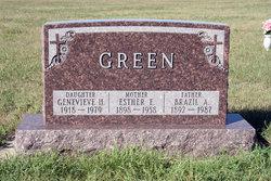 Esther E. Green
