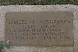 Spec Samuel Joseph Jorgensen