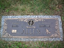 Mable Maxine <i>McCoy</i> Allen