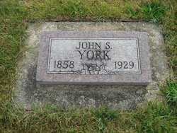 John S. York