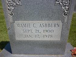 Mamie May <i>Crissman</i> Ashburn