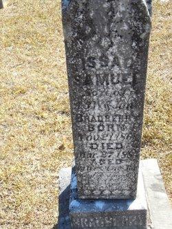 Isaac Samuel Bradberry
