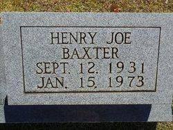 Henry Joe Baxter
