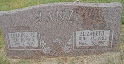 Leander H. Janz, III