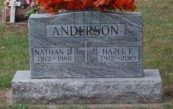 Hazel F. <i>Anderson</i> Anderson