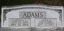 Arra <i>Jackson</i> Adams