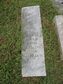 William A Hand