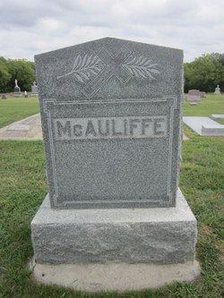 Mary <i>Goracke</i> McAuliffe