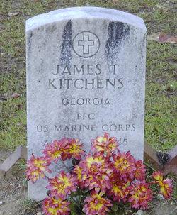 PFC James T Kitchens
