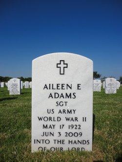 Aileen E <i>McFadden</i> Adams
