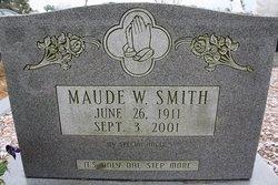 Maude Rebecca <i>Long</i> Smith