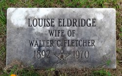 Louise Eldridge Fletcher