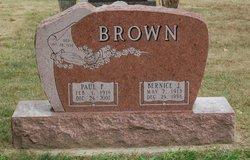 Paul F Brown