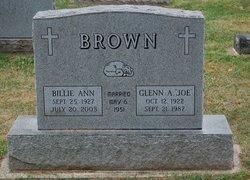 Billie Ann <i>Houy</i> Brown