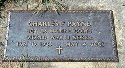 Charles F. Payne