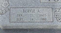 Beryle Audrey B. A. Turner