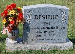Amanda Michelle <i>Edger</i> Bishop