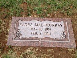 Flora Mae <i>Wilson</i> Murray